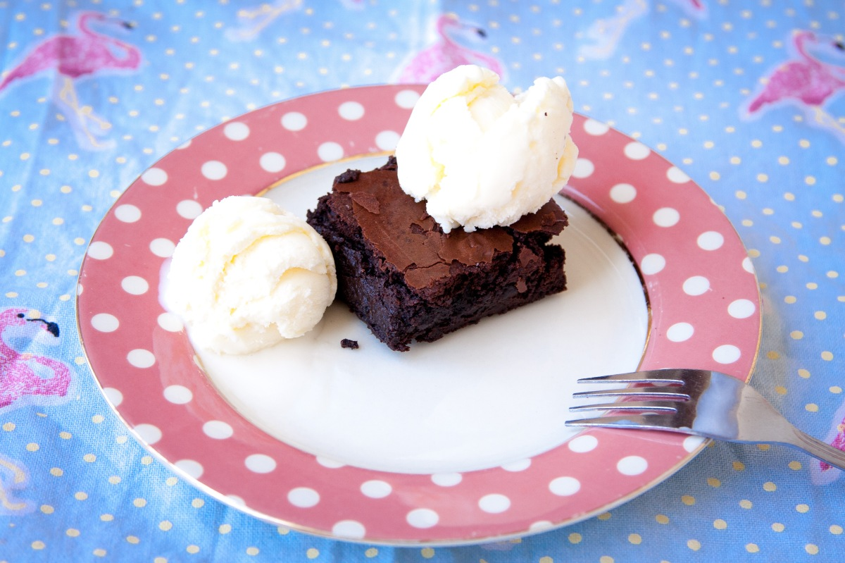 Decadent Fudgy Brownies
