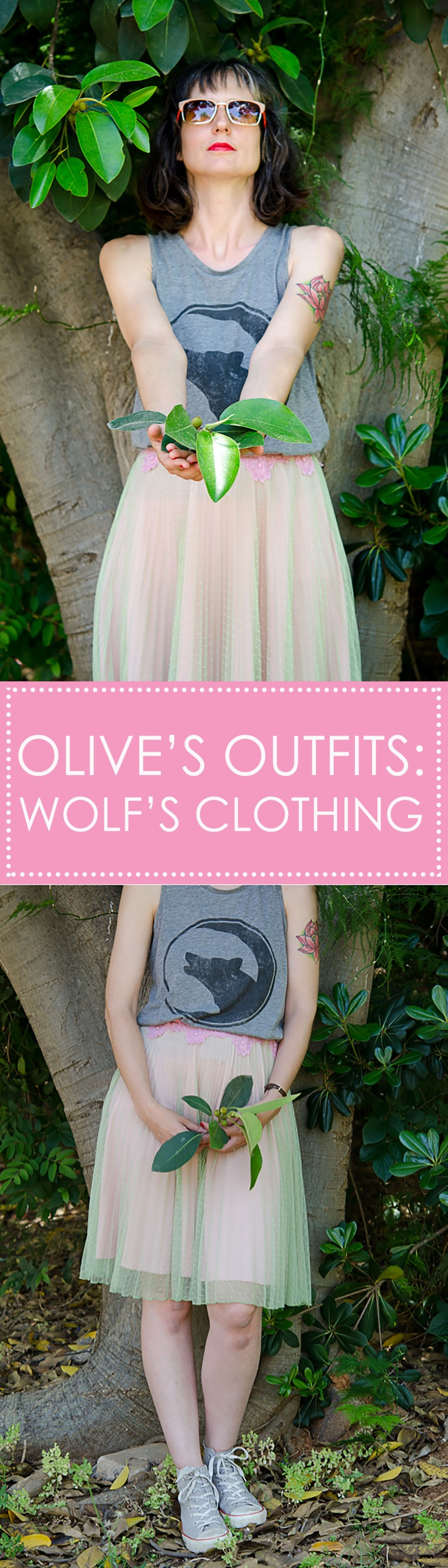 Olive's Outfits: Wolf's Clothing
